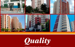 Condomínios - quality